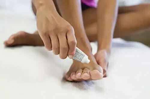 脚气用什么泡脚