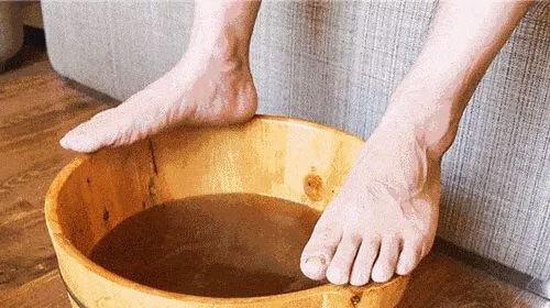 驱寒祛湿的泡脚方子