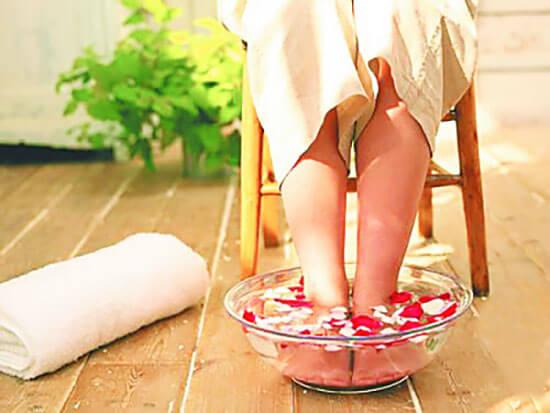 泡脚有助怀孕吗
