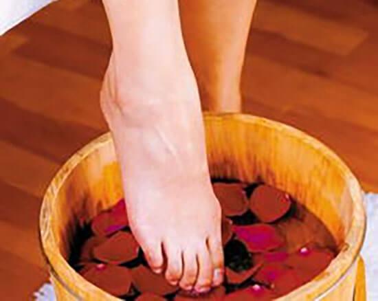 藏红花泡脚的作用