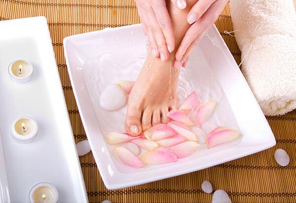白矾泡脚的副作用