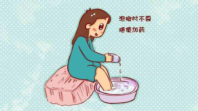 孕妇泡脚水温多少合适