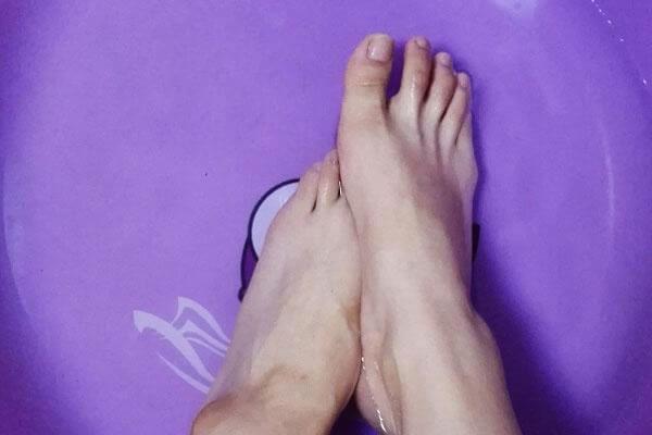 经常泡脚对卵巢功能差有好处吗