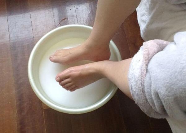 姜水泡脚的禁忌