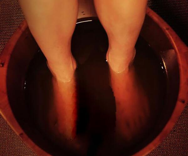 老姜泡脚粉