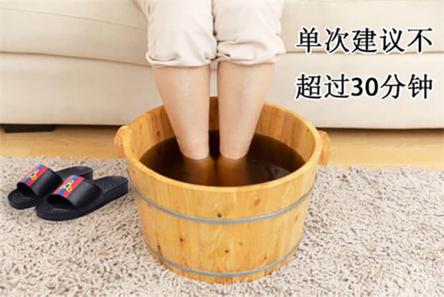 如何泡脚才是正确方法