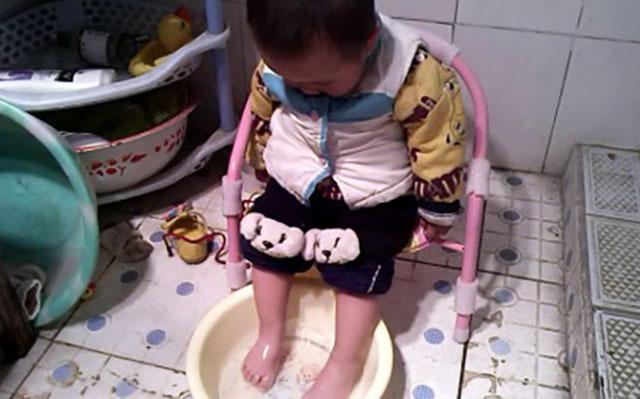 小孩子可以泡脚吗