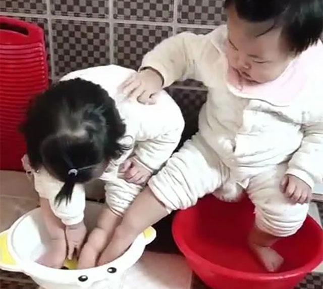 宝宝可以泡脚吗