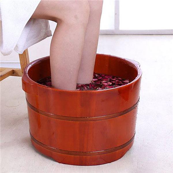 藏红花泡脚的功效